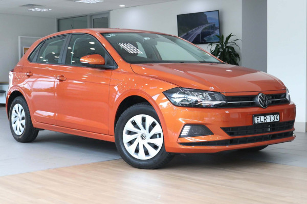 2020 MY21 Volkswagen Polo AW Trendline Hatch