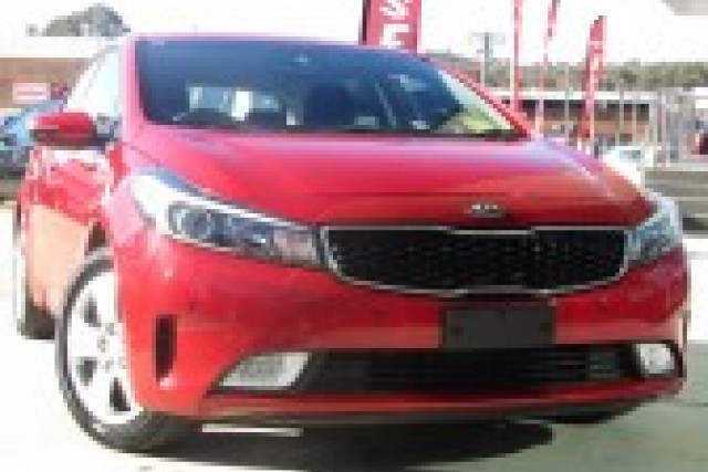 2018 Kia Cerato Hatch S with AV