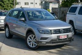Volkswagen Tiguan 110TSI Comfortline DSG 2WD Allspace 5N MY20
