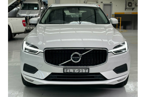 2020 MY21 Volvo XC60 UZ MY21 D4 AWD Momentum Suv Image 2