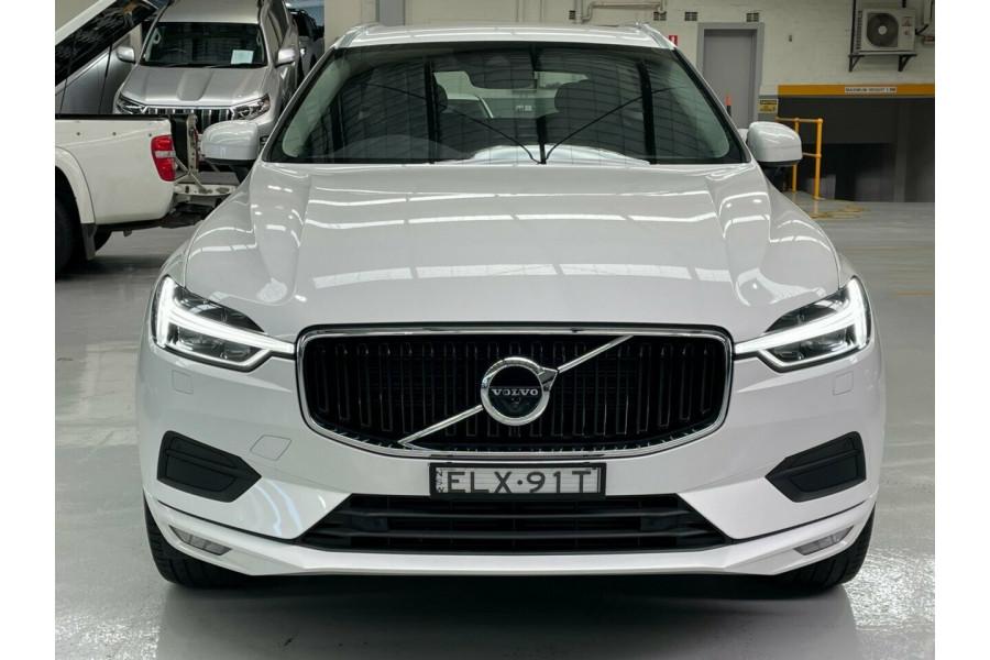 2020 MY21 Volvo XC60 UZ MY21 D4 AWD Momentum Suv