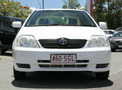 2003 Toyota Corolla ZZE122R Ascent Sedan