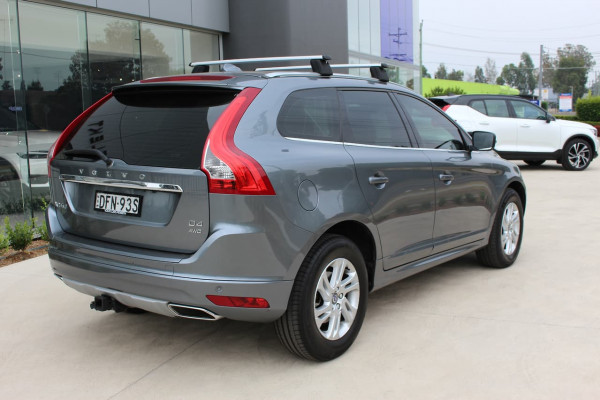 2016 Volvo XC60 (No Series) MY16 D4 Kinetic Suv Image 3