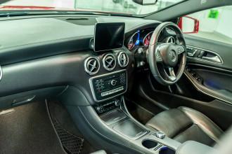 2017 MY08 Mercedes-Benz A-class W176  A200 d Hatchback