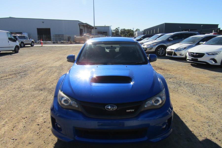 2011 Subaru Impreza G3 MY11 WRX Sedan