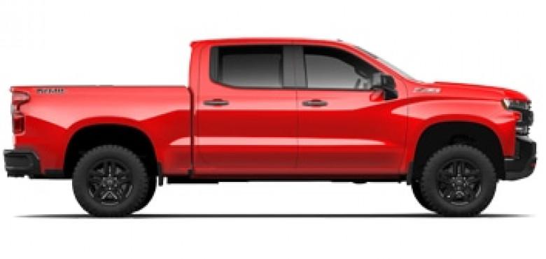New Chevrolet Silverado 1500 LTZ Trail Boss