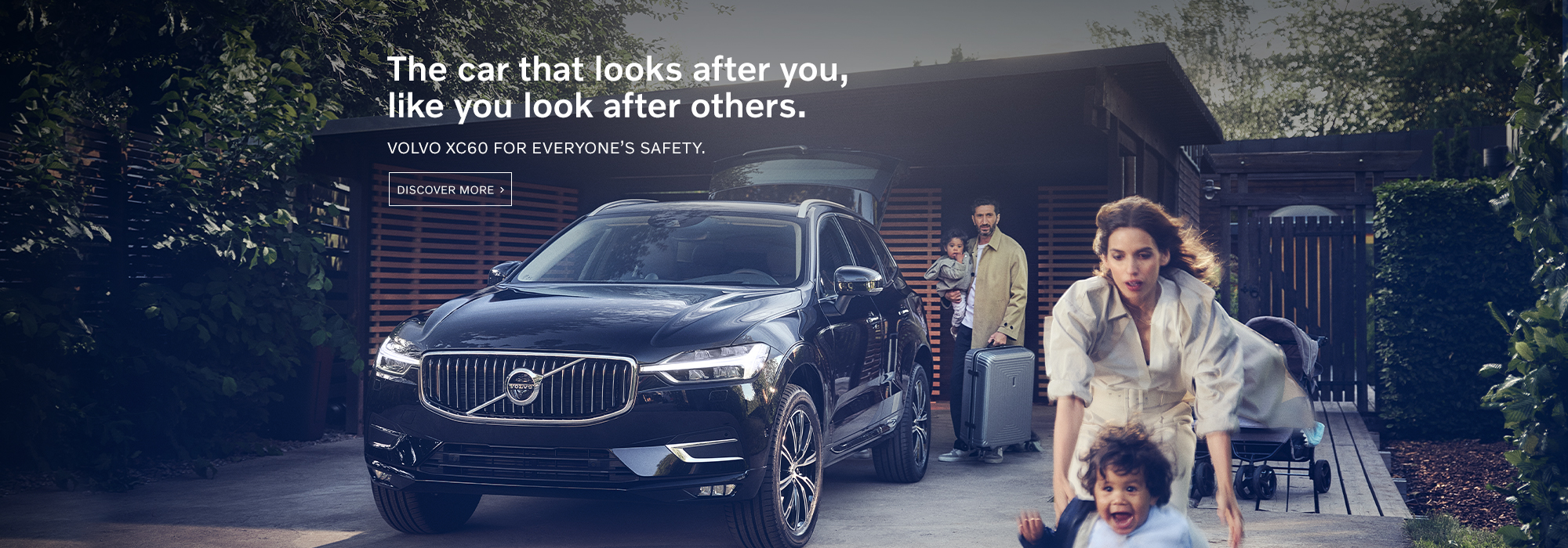 Moment 3 - XC60 Family Safety