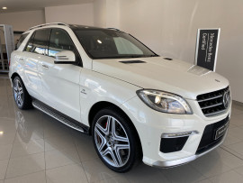 2013 Mercedes-Benz M-class W166 ML63 AMG Wagon
