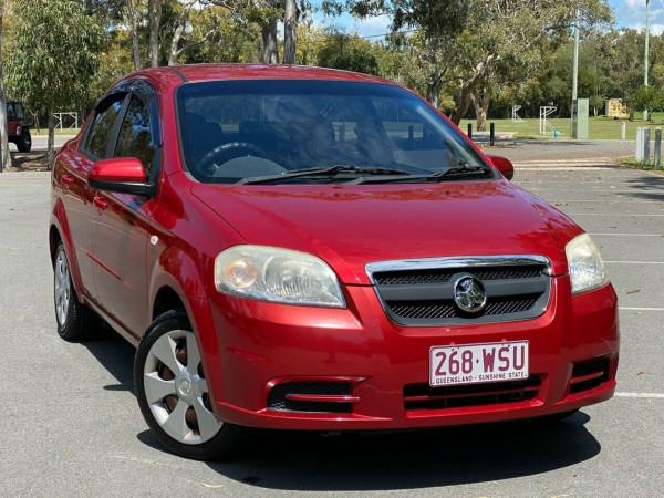 2009 Holden Barina TK MY09 Sedan
