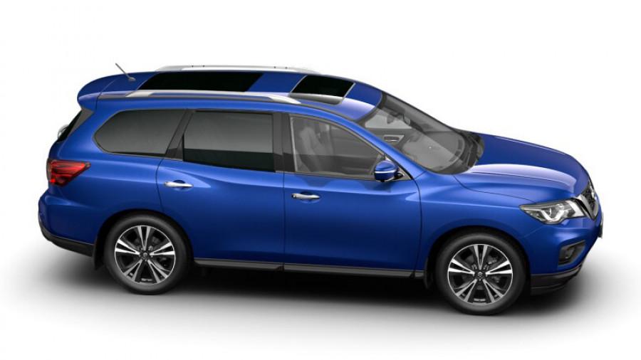2019 Nissan Pathfinder R52 Series III Ti 4WD Suv Image 12