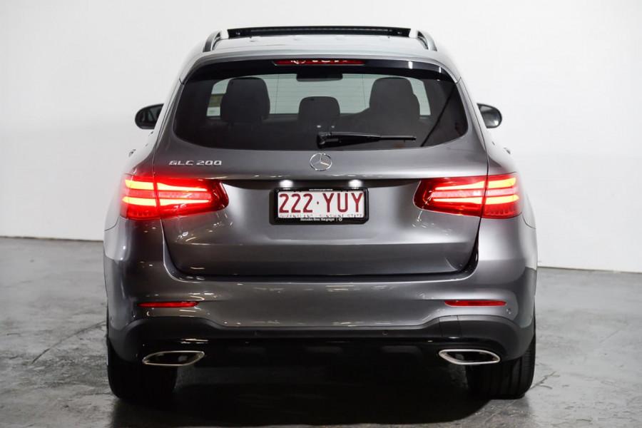 2018 Mercedes-Benz Glc200
