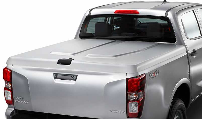 1 Piece Hard Tonneau Cover