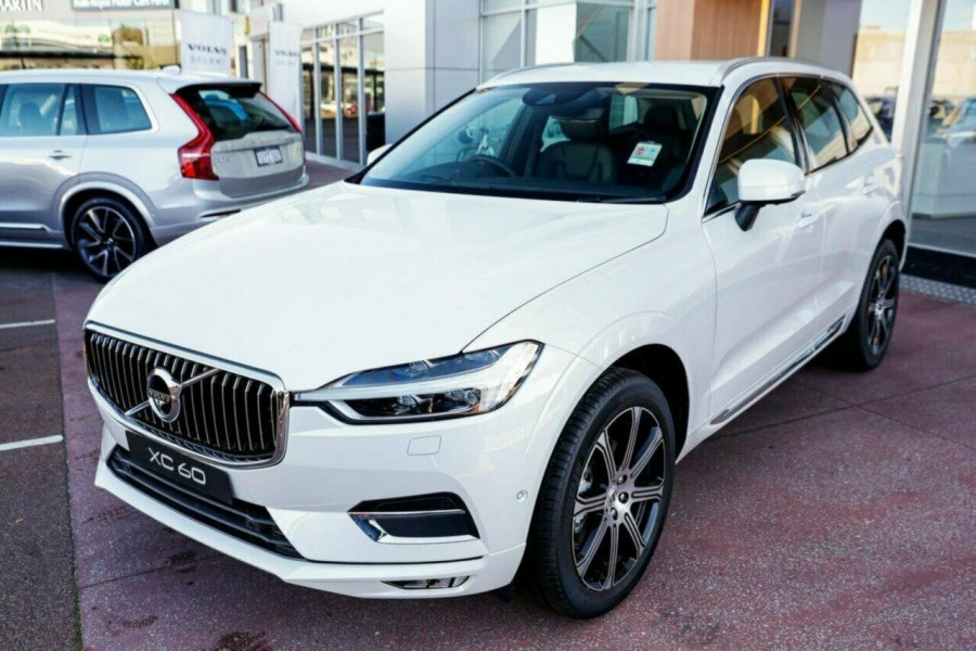 2019 MY20 Volvo XC60 UZ D4 Inscription Suv