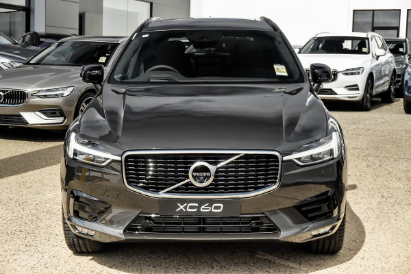 2019 Volvo XC60 (No Series) MY20 T6 R-Design Suv Image 2