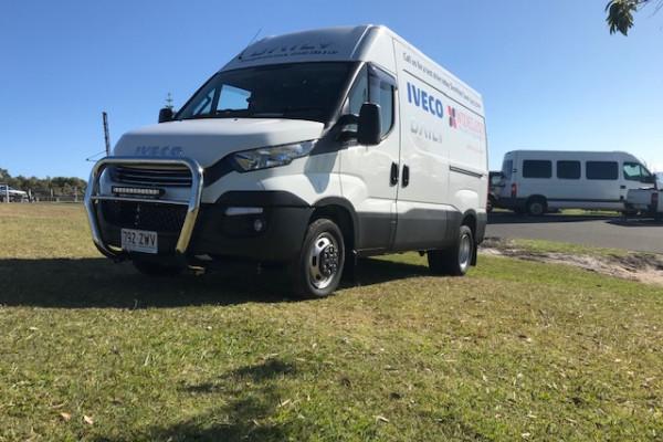 2020 Iveco 50c17a  Daily Van Van