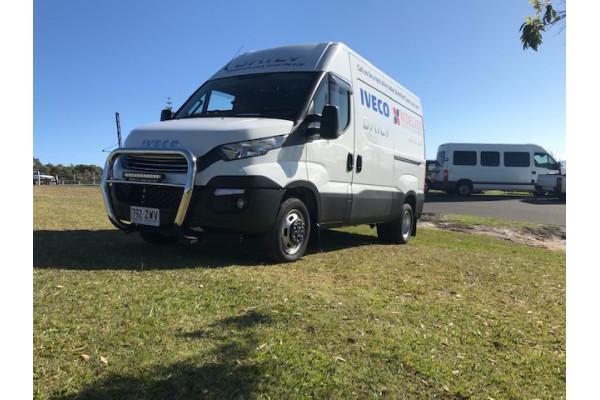 2020 Iveco 50c17a  Daily Van Van Image 2
