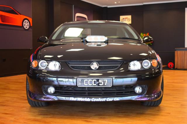 2001 Holden Monaro V2 CV8 Coupe Image 2