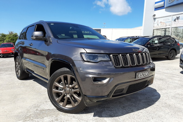 Chrysler Grand Cherokee Anniv WK  75th