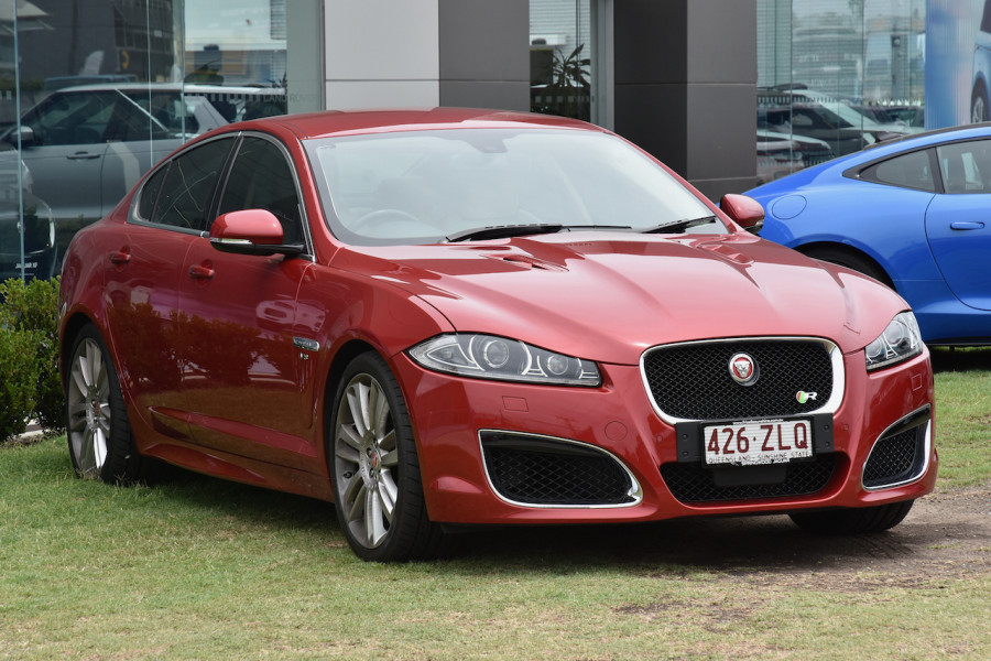 2014 MY15 Jaguar XF X250 XFR Sedan
