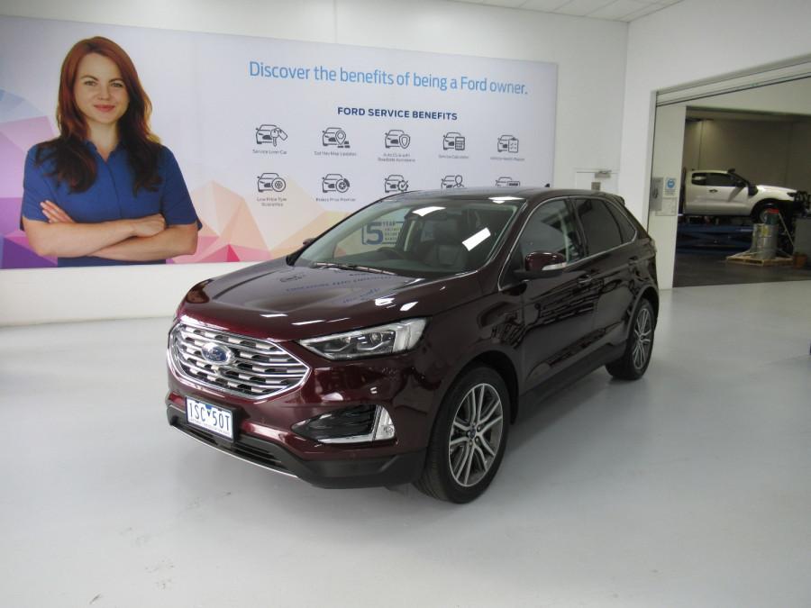 2019 Ford Endura CA 2019MY TITANIUM Suv Image 1