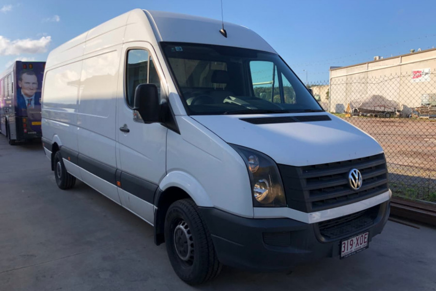 Used 2016 Volkswagen Crafter #U39960 Maroochydore - Cricks