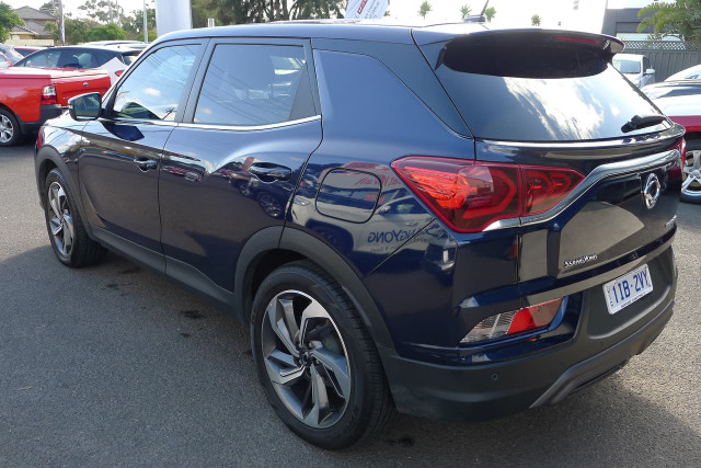 2019 SsangYong Korando Ultimate LE 9 of 40
