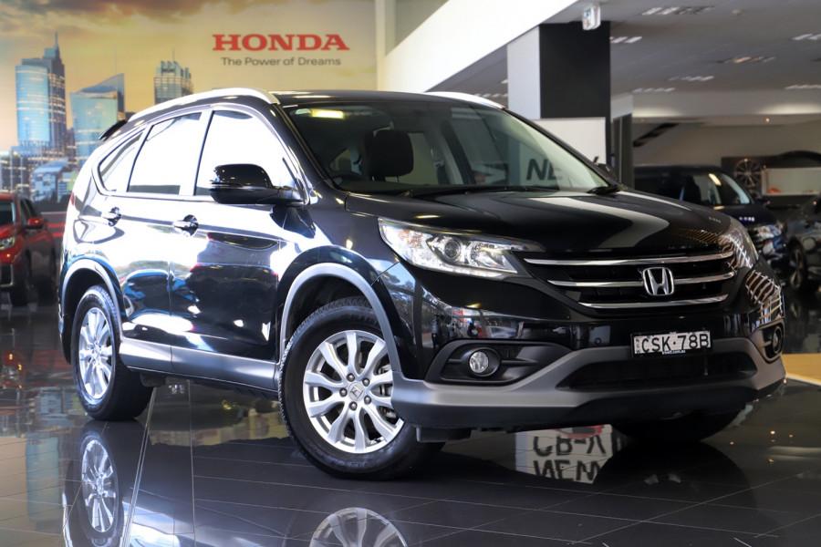 2014 Honda CR-V VTi
