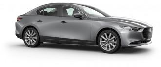 2021 Mazda 3 BP G20 Evolve Sedan Sedan image 8