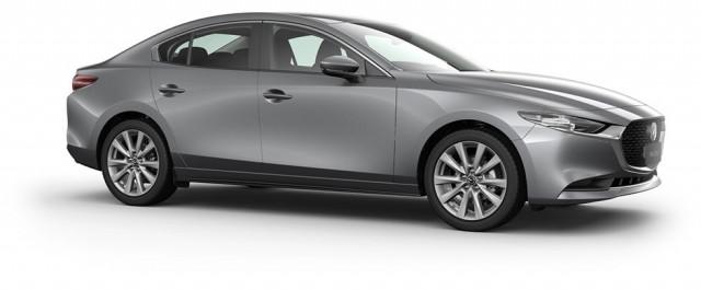 2021 Mazda 3 BP G20 Evolve Sedan Sedan Mobile Image 8