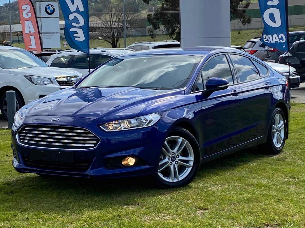 2017 Ford Mondeo MD 2017.00MY AMBIENTE Hatchback Image 12