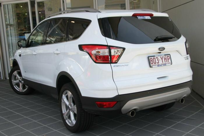 2018 MY18.75 Ford Escape ZG Trend AWD Wagon
