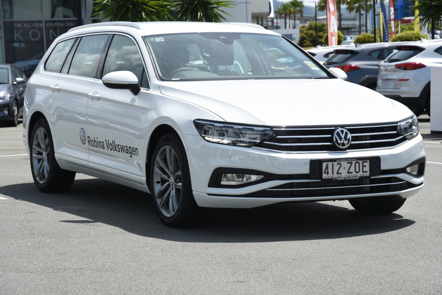 2019 MY20 Volkswagen Passat B8 140 TSI Wagon Image 1