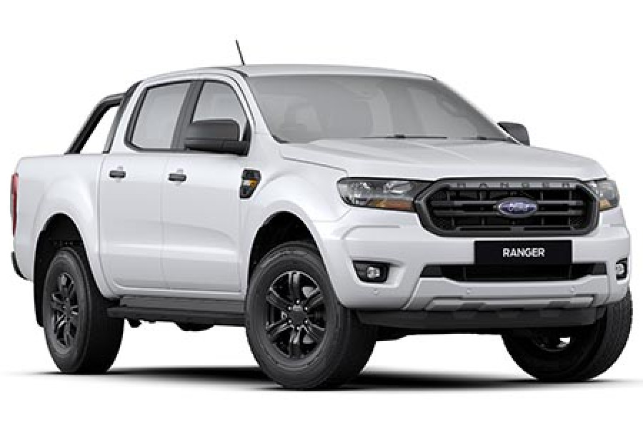2019 MY19.75 Ford Ranger PX MkIII 4x4 Sport Special Edition Double Cab Pick-up Utility