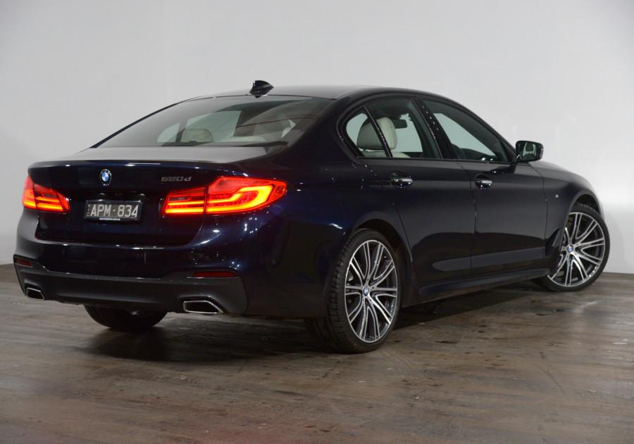 2017 BMW 5 Bmw 5 20d M Sport Auto 20d M Sport Sedan