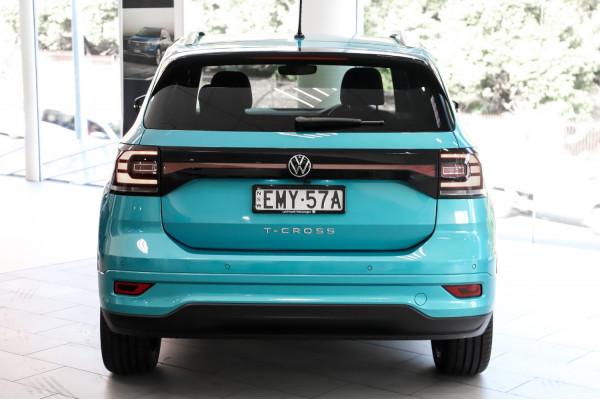 2020 MY21 Volkswagen T-Cross C1 85TSI Style Suv Image 5