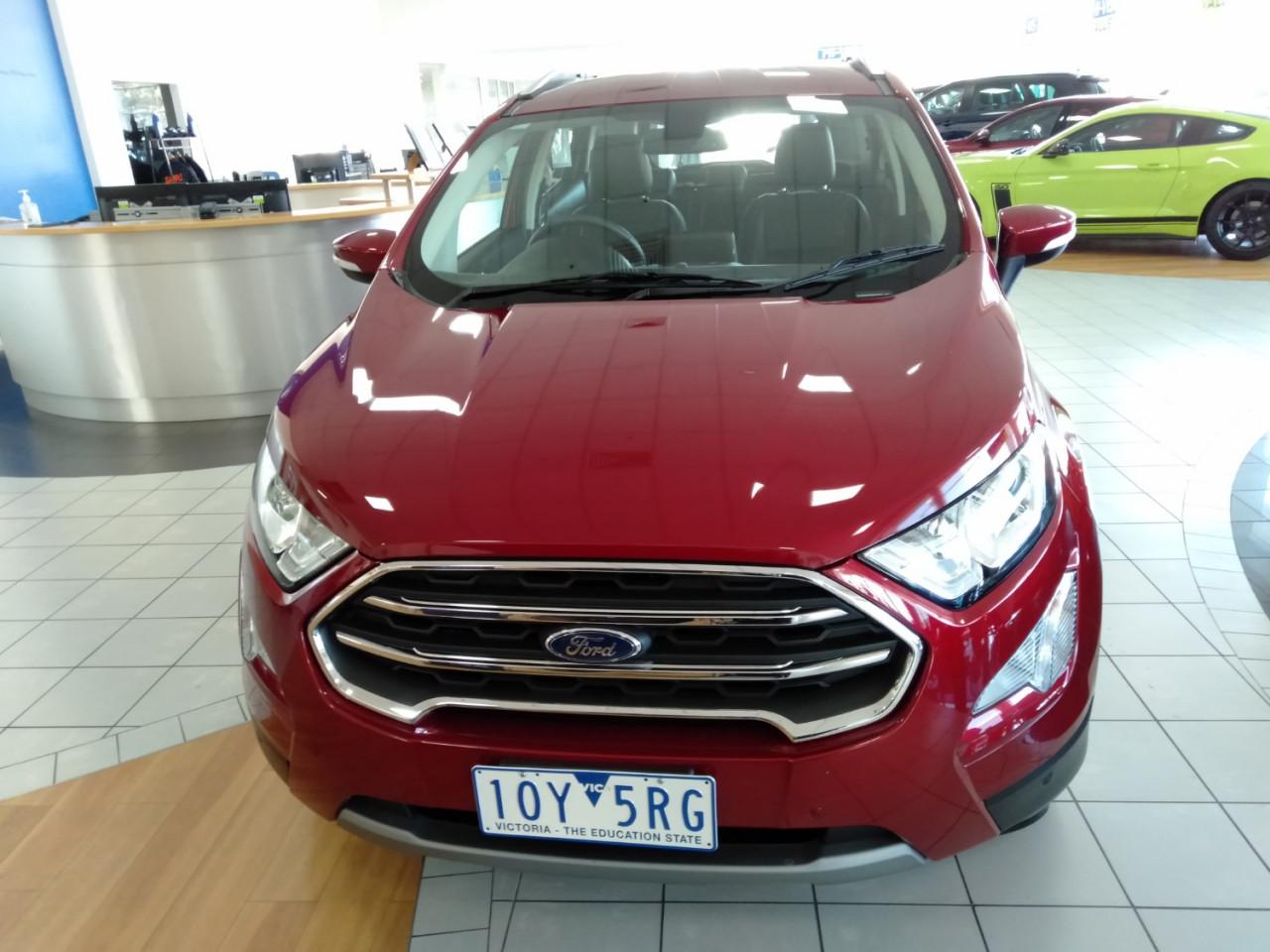 2019 MY19.25 Ford EcoSport BL 2019.25MY TITANIUM Suv