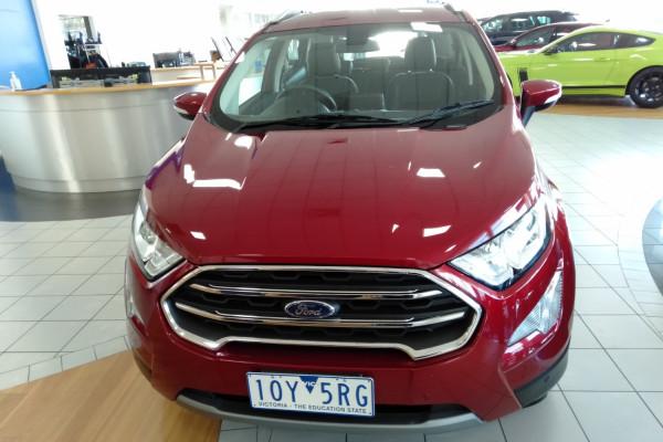 2019 MY19.25 Ford EcoSport BL 2019.25MY TITANIUM Suv Image 3