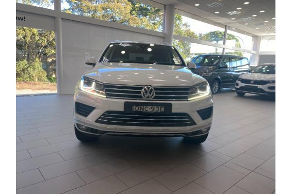 2016 MY17 Volkswagen Touareg 7P  V6 TDI Suv Image 3