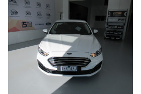 2019 MY19.5 Ford Mondeo MD 2019.5MY AMBIENTE Hatchback Image 2