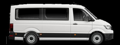 New Volkswagen Crafter Minibus