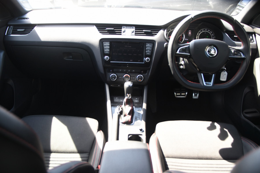 2016 Skoda Octavia NE MY16 RS Wagon Image 8