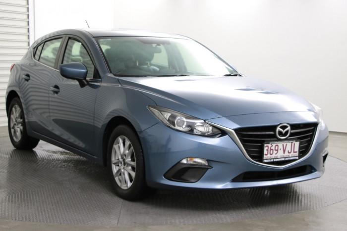 2014 Mazda 3 BM5478 Touring Hatchback