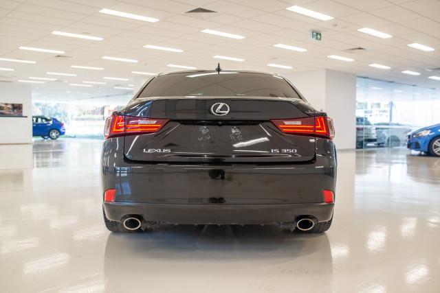 2016 Lexus Is GSE31R 350 F Sport Sedan Image 7