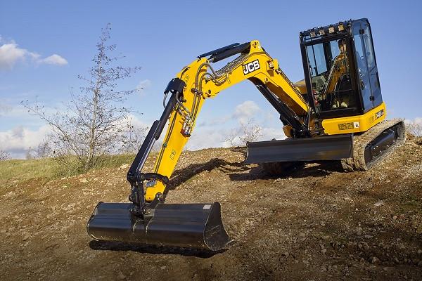 2021 JCB 48Z-1 Excavator (No Series) 48Z-1 Excavator Image 2