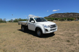 Isuzu UTE D-MAX SX Single Cab Chassis High-Ride 4x2