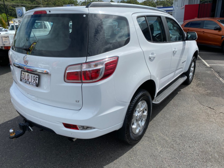 2016 Holden Trailblazer RG Turbo LT Suv Image 20