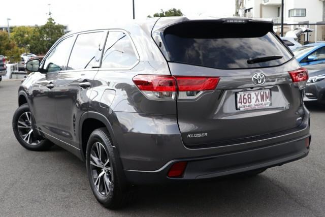 2017 Toyota Kluger GSU55R GX AWD Wagon