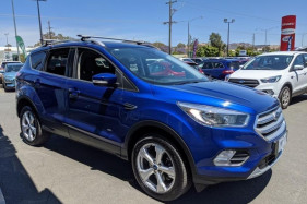 2018 Ford Escape ZG 2018.00MY TREND Suv Image 4