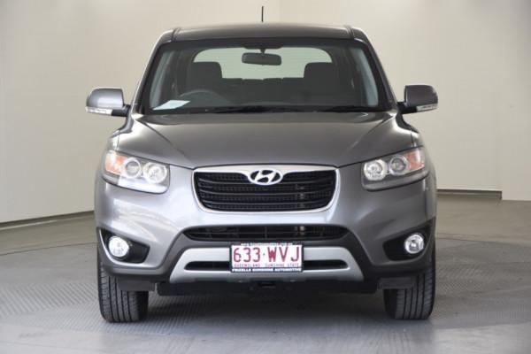 2011 Hyundai Santa Fe CM MY10 SLX Suv Image 2