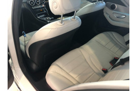 2014 Mercedes-Benz C-class W205 C250 BlueTEC Sedan Image 5